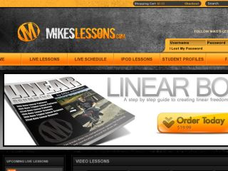Shop at mikeslessons.com