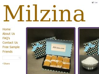 Shop at milzina.com
