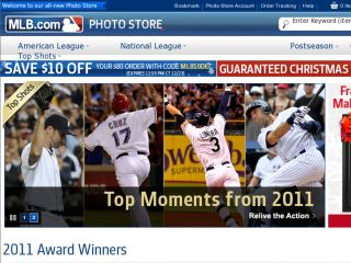 Shop at mlbphotos.com