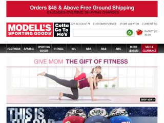 Shop at modells.com