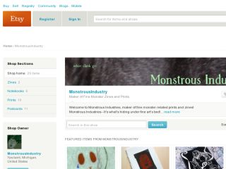 Shop at monstrousindustry.etsy.com