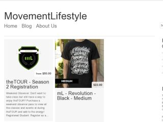 Shop at movementlifestyle.myshopify.com