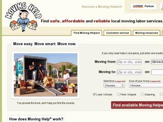 Shop at movinghelp.com