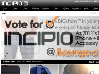 Shop at myincipio.com