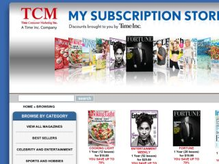 Shop at mysubscriptionstore.com
