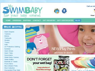 Shop at myswimbaby.com
