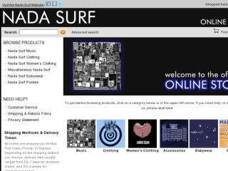 Shop at nadasurf.portmerch.com