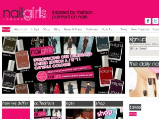 Shop at nailgirls.co.uk