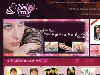 Shop at nailprettynails.com