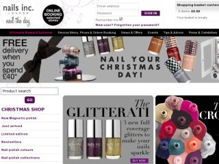 Shop at nailsinc.com