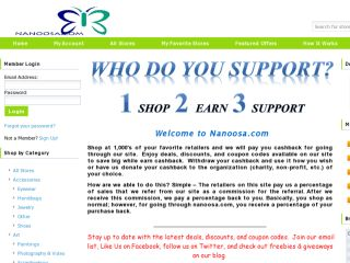 Shop at nanoosa.com