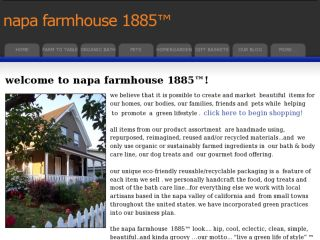 Shop at napafarmhouse1885.com