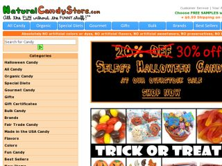 Shop at naturalcandystore.com