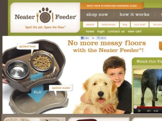 Shop at neaterfeeder.com