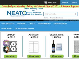 Shop at neato.com