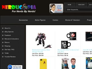 Shop at nerducopia.com