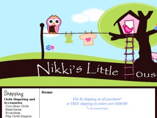 Shop at nikkislittlehouse.com