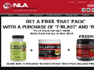 Shop at nlaperformance.com