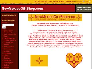 Shop at nmgiftshop.com