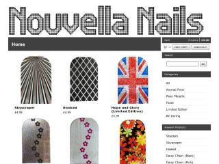 Shop at nouvellanails.bigcartel.com