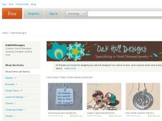 Shop at oakhilldesigns.etsy.com