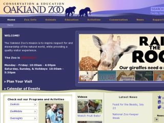 Shop at oaklandzoo.org