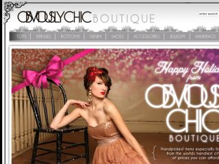 Shop at obviouslychic.com