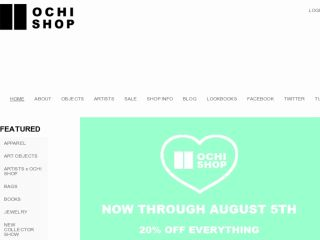 Shop at ochishop.com
