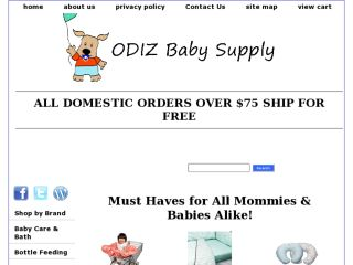 Shop at odizbabysupply.com