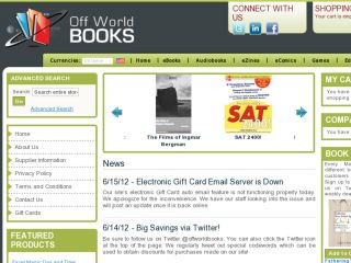 Shop at offworldbooks.com