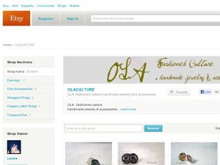 Shop at olaculture.etsy.com