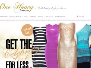 Shop at onehoneyboutique.com