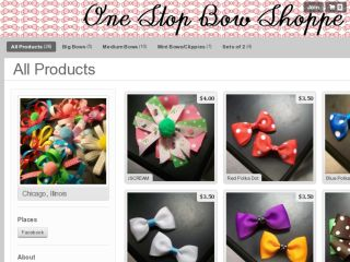 Shop at onestopbowshoppe.storenvy.com