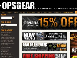 Shop at opsgear.com