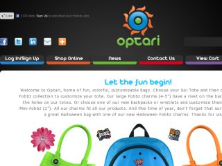 Shop at optari.com