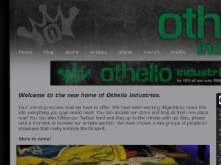 Shop at othelloind.com