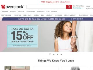 Shop at overstock.com