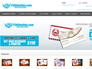 Shop at p360online.com