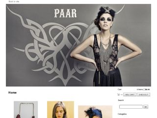Shop at paar.bigcartel.com