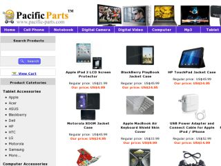 Shop at pacific-parts.com