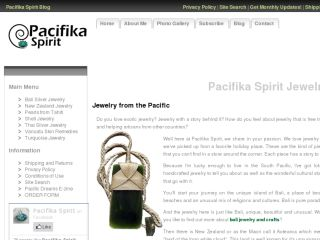 Shop at pacifikaspirit.com