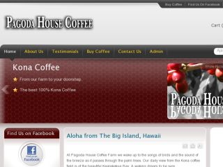 Shop at pagodahousecoffee.com