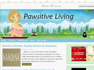 Shop at pawsitiveliving.ca