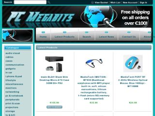 Shop at pcmegabits.com