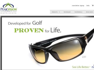 Shop at peakvisionsports.com