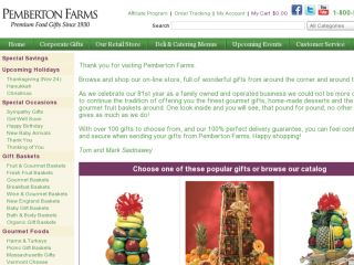 Shop at pembertonfarms.com