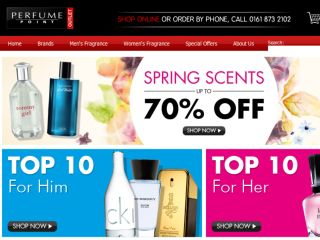 Shop at perfumepoint.co.uk