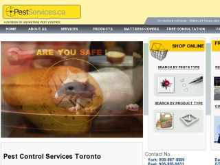 Shop at pestservices.ca