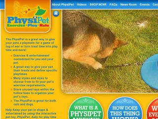 Shop at physipet.com