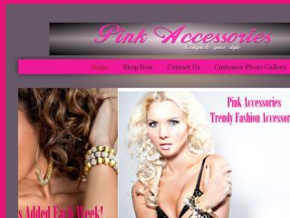 Shop at pinkaccessoriesshop.com